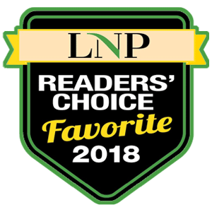 Readers Choice Favorite 2018