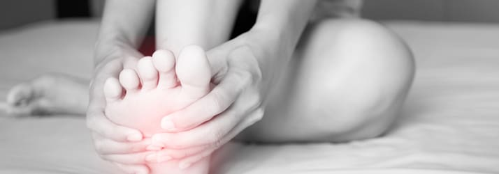 Chiropractic Lancaster PA Foot Pain